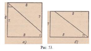 Ё. И. ИГНАТЬЕВ В ЦАРСТВЕ СМЕКАЛКИ. Математика для младших классов. VIII. ГЕОМЕТРИЧЕСКИЕ СОФИЗМЫ И ПАРАДОКСЫ.